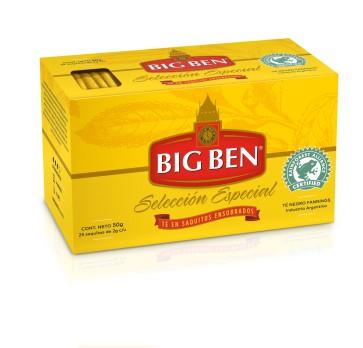 Big Ben Té Selección Especial 25x2g.