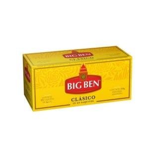Té Clásico Big Ben x 25 saquitos.