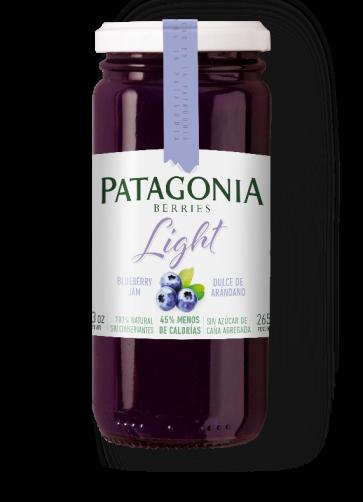 Dulce Patagonia Berries Light Arándano x 265g