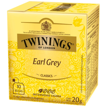 Twinings Earl Grey 10x2g