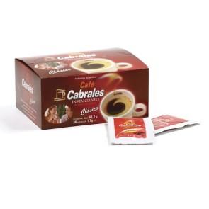 Café Cabrales Instantáneo Clásico x 36s.