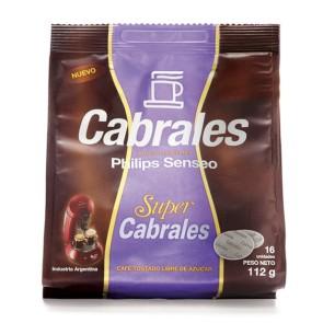 "Monodosis Senseo ""Super Cabrales"" pack x 16u."
